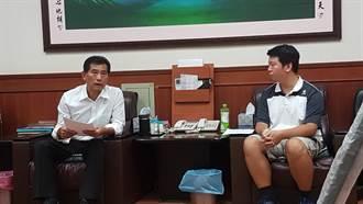 雲林》斗六市長參選人陳明章 允諾推參與式預算