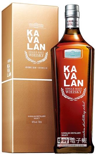 金車噶瑪蘭威士忌 全球盛讚