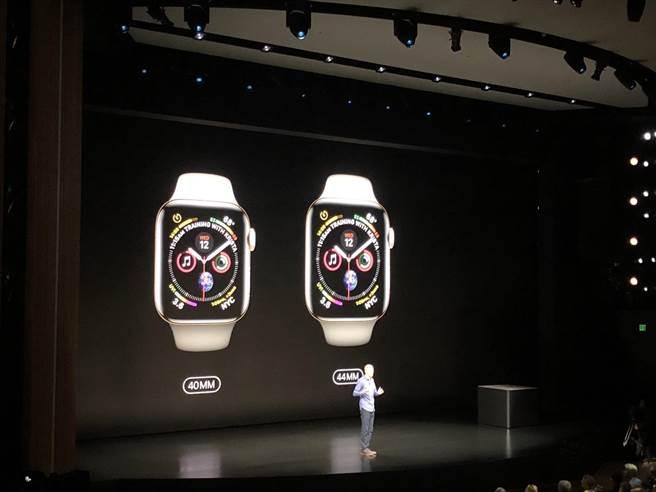 蘋果發表會/Apple Watch S4發表 可測心電圖實在太強大