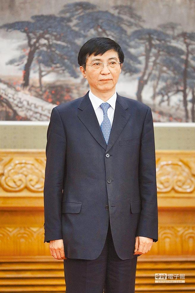 中共中央政治局常委王滬寧曾上過浩然營的課。(中新社資料照片)