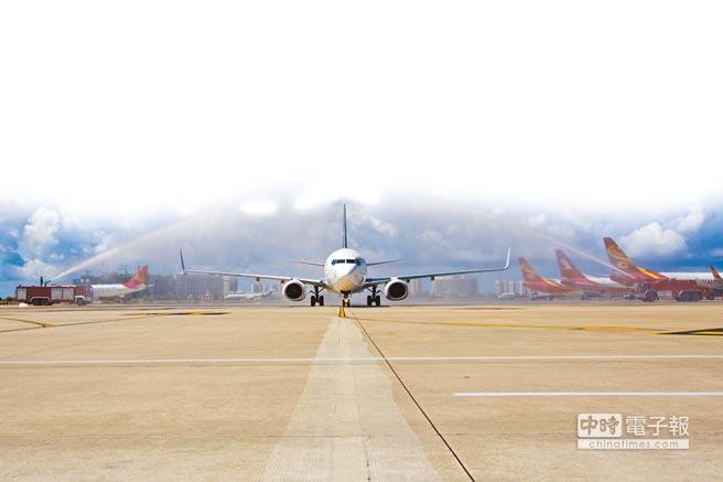 大陸將成為全球唯一超過兆級美元的民用飛機市場。(中新社資料照片)