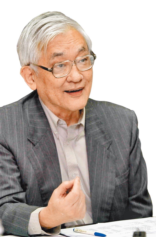清大前校長沈君山。(本報資料照片)