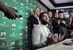 NBA》尼克明夏鎖定招募厄文 綠衫軍剉著等