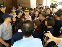 提促轉會風暴3訴求 藍委翻牆突襲政院喊「賴清德下台」