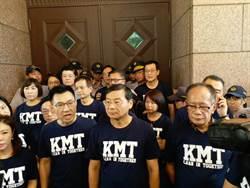 抗議促轉會藍委翻牆  Kolas:遺憾不樂見
