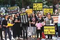 反準公托》抗議準公托 保母淚:多生一個就失業
