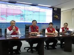 強颱山竹海警發布 恐出現10公尺高長浪
