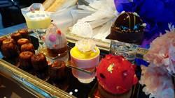 台中星享道酒店搶攻甜蜜商機  推甜點與麵包新品