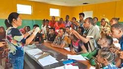 大陸援非 鐵娘子衣索比亞建魚池