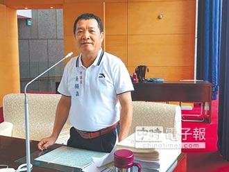 中市議員吳顯森 歷練完整問政犀利