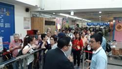 「山竹」颱風攪亂小三通  120港客滯留金門