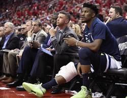 NBA》巴特勒與灰狼高層密談 席波迪權力不保?