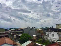 屏東北大武山降雨量破466毫米 幸未釀災