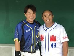 中職》睽違近3年重返職棒球場 張泰山:沒有遺憾了