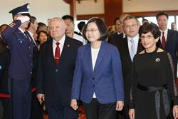 蔡英文總統出席中美洲獨立197周年紀念酒會
