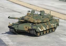 韓國K2戰車強化空調性能 打算進軍中東市場