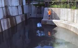 山竹颱風剛淹水 台東湧泉公園驚傳民眾溺水