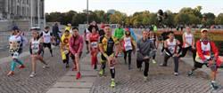 台灣精品代表隊出征柏林馬拉松 將台灣精品跑向全世界