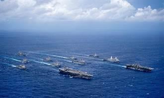 兩韓峰會前夕 美軍舉行西太平洋「勇敢之盾」演習