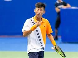 海碩男網賽》落後一盤大逆轉 曾俊欣奪ATP挑戰賽首勝