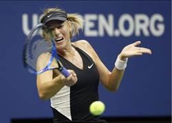 網球》莎拉波娃受傷 2018賽季報銷