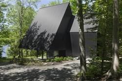 魔法森林裡的童話小屋 加拿大。Fahouse
