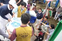 援助柬埔寨 慈濟發放台灣愛心米 已飄香17國