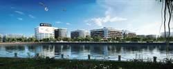插旗上海虹橋樞紐 麗寶集團打造7萬坪綠建築