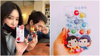 自己的手機殼自己做!韓國情侶約會推薦 超特別「手機殼DIY咖啡店」