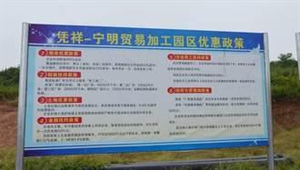 廣西海峽兩岸產業園區專題報導(一)憑祥市多功能產業聚集 台企落地福利豐厚
