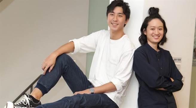 安安(左)和葉慈毓今受訪。(公視提供)