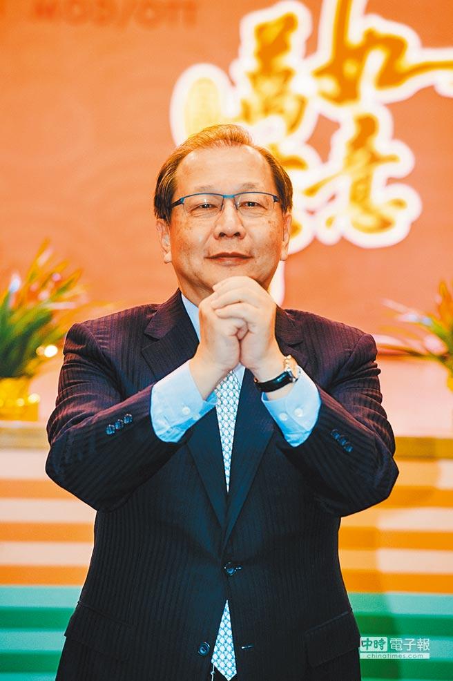 聯發科執行長蔡力行。    (資料照片)