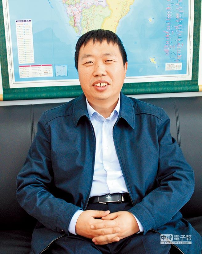 北京聯合大學台研院副院長李振廣。(本報系資料照片)
