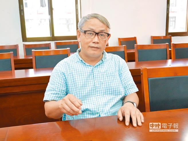 廈門大學台灣研究院教授兼政治所所長陳先才。(本報系資料照片)