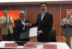 台北市進出口公會與上海國際商會簽署合作備忘錄