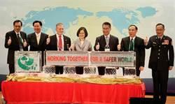 打擊跨境電信詐欺 蔡英文:台灣有能力為世界做出貢獻