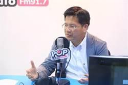 林佳龍電台專訪:宣傳花博不分藍綠白