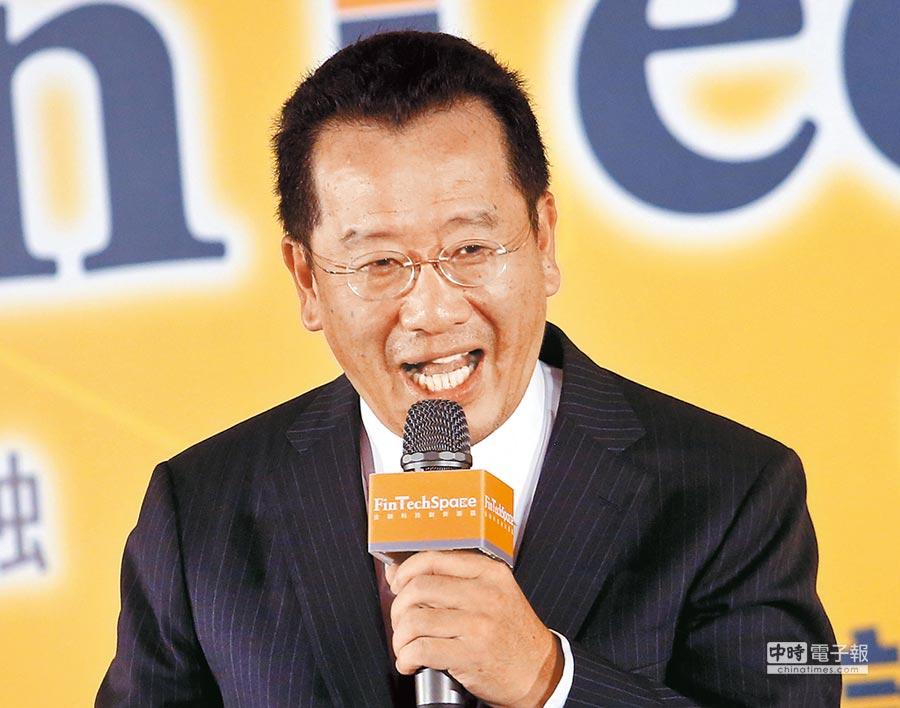 金管會主委顧立雄表示,凱基銀與中華電的監理沙盒案已通過。(范揚光攝)