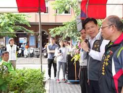 台中》建國市場周年慶 龍燕相見不相逢