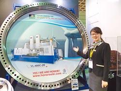 強攻航太市場需求 榮田 研發全新立式車床