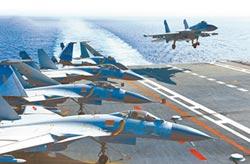 陸招訓TOP GUN 補強艦載機戰力