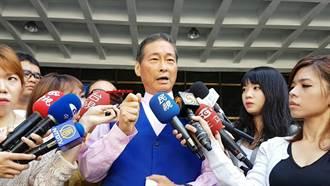 政治獻金案出庭  張安樂:願意代勞陸拿錢捐給台灣百姓