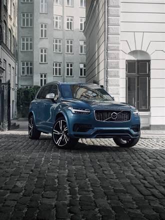 富豪XC90 2019年式新車上市