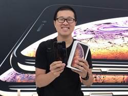 Apple Store頭香果粉舊機用三年 嚮往iPhone Xs超狂效能