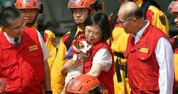 台有7隻聯合國搜救犬 有助拼外交