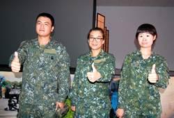 蔡英文慰勞嘉義營區823救災 點名表揚3士兵