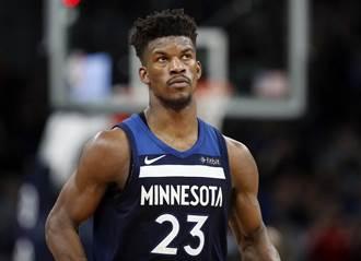 NBA》再見席波迪重提被交易 巴特勒鐵心想離開灰狼