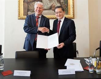 促台德高教交流 陽明大學、海德堡大學簽署雙聯學位