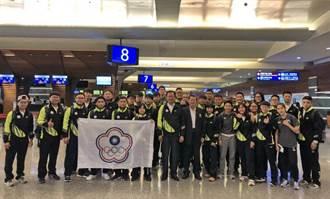 藤球》中華隊飛往泰國 接受泰皇盃嚴峻試煉