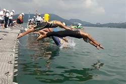 日月潭馬拉松游泳邀請賽 明年有望成FINA亞洲積分站認可站點